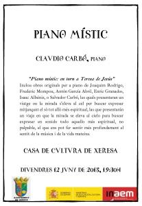 Piano Místico
