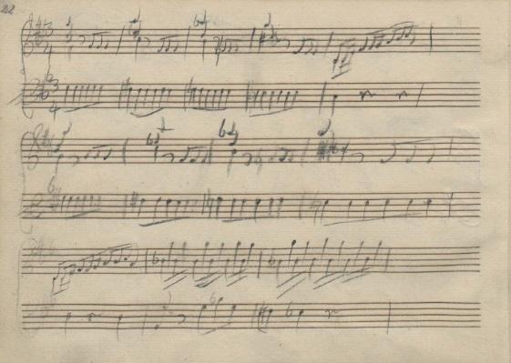 Mozart Allegro g moll Londoner