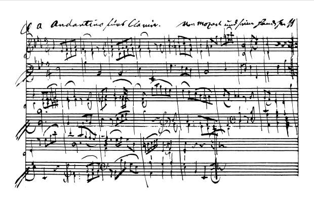 Mozart_-_Andantino_K.236_-facsimile,_1830-